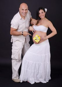 Fotos embarazo y pareja, Chile