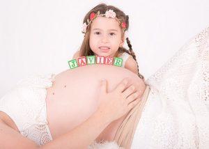 Sesiones fotográficas artísticas en el embarazo