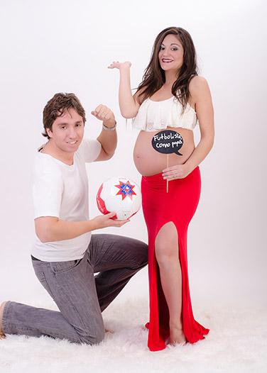 Fotografía profesional embarazo Chile