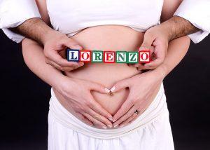 Fotos embarazo y maternidad en estudio