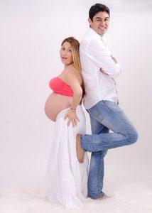 Fotografía profesional embarazadas