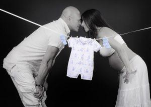 Estudio fotográfico embarazo en Santiago