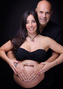 fotos de embarazadas con pareja