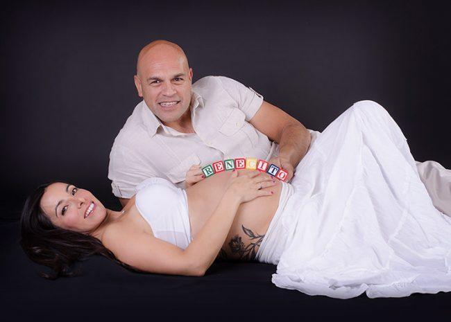 estudio de fotos embarazadas