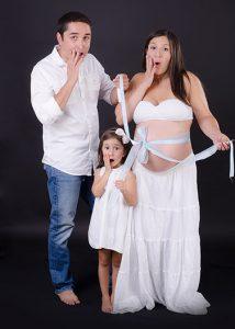Fotografías familiares y de embarazo