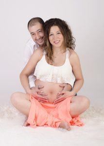 Seguimiento fotográfico del embarazo
