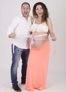 Estudio Fotográfico profesional embarazo Chile