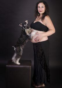 Fotografía en el embarazo