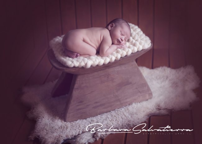 fotografias profesionales de recién nacido